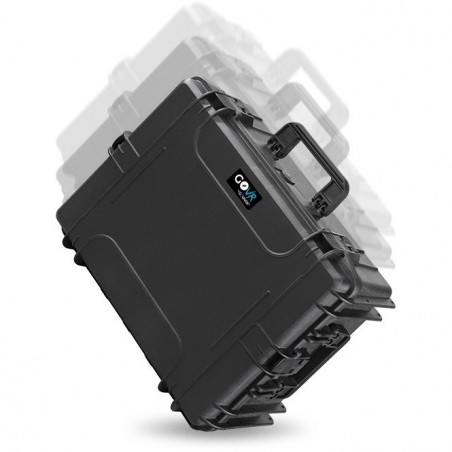 Universal VR Suitcase for VR accessories