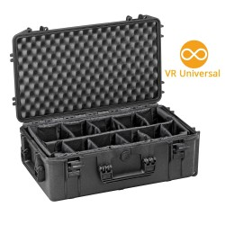 Universal VR Suitcase & Modular Compartments - GOVR (S)