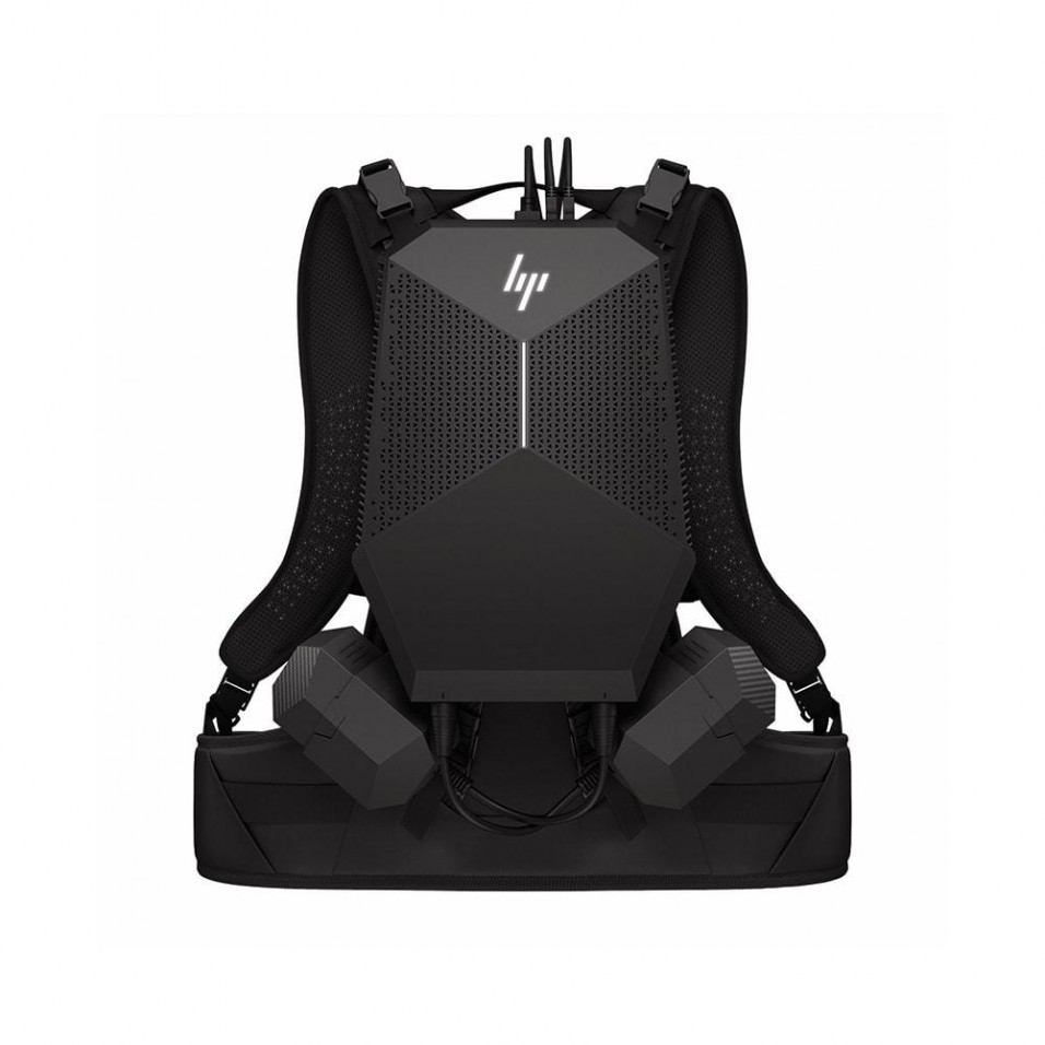 HP Z VR Backpack G2 (16Go RAM - 256Go SSD) - 10V75EA